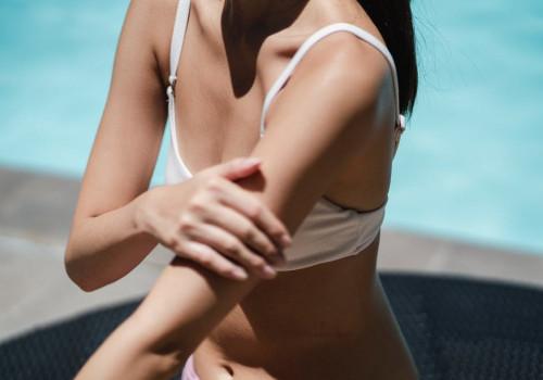 Wat doet zonnebrandcrème met de huid?
